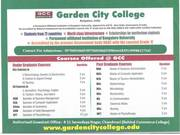 Admission in Garden City College @ Guwahati