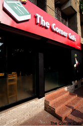 The Corner Café -Famous for Breakfast,  Fabulous for Lunch and Dinner