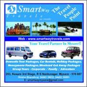 Mysore Cabs 9449339033 Smartwaytravels Coorg Ooty