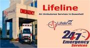 Lifeline Air Ambulance in Guwahati Endows Maximum Comfort to Patient