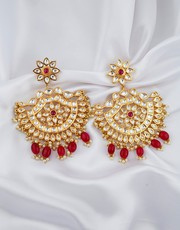 Explore Traditional Earrings Designs for Female at Low Cost
