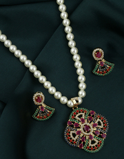 Exclusive Collection of  pearl jewellery set Online